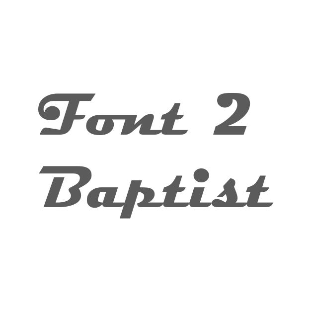 02. Baptist
