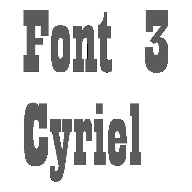 03. Cyriel