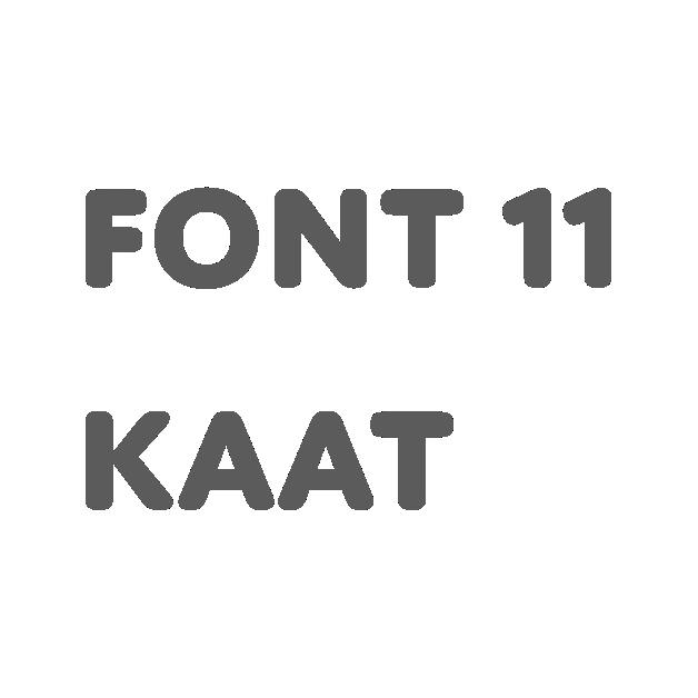 11. Kaat
