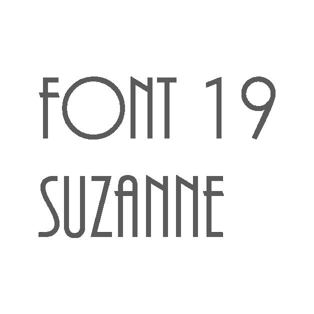 19. Suzanne