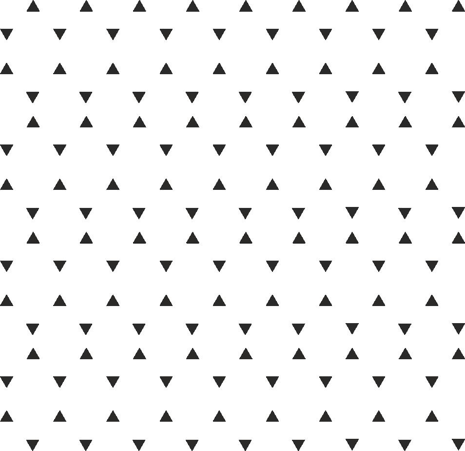 Letter Patroon Driehoekjes Geordend
