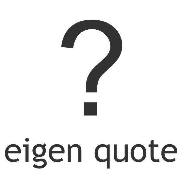 15. Eigen quote (+ € 4,00)
